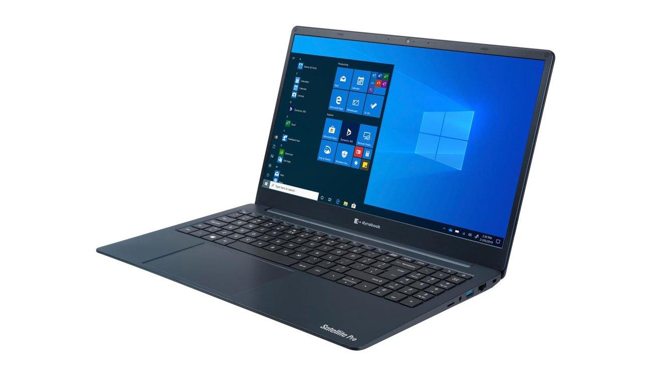 Prawy bok laptopa