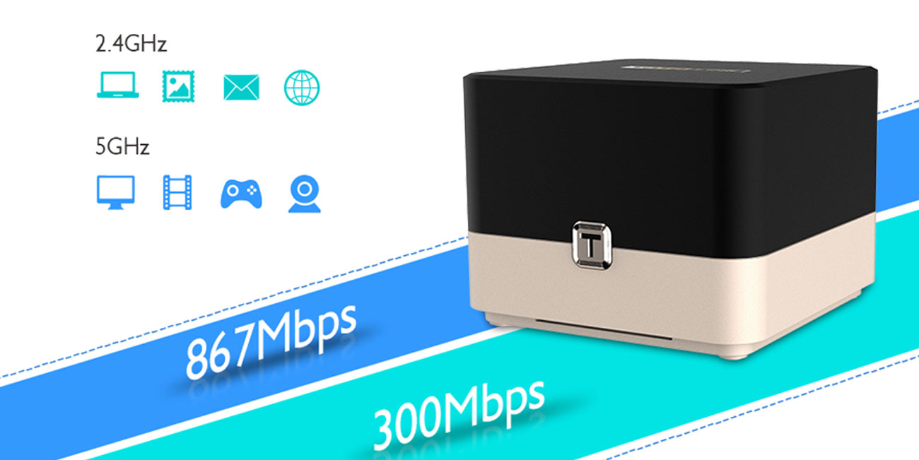 Totolink T10 Wi-Fi 1200 Mb/s