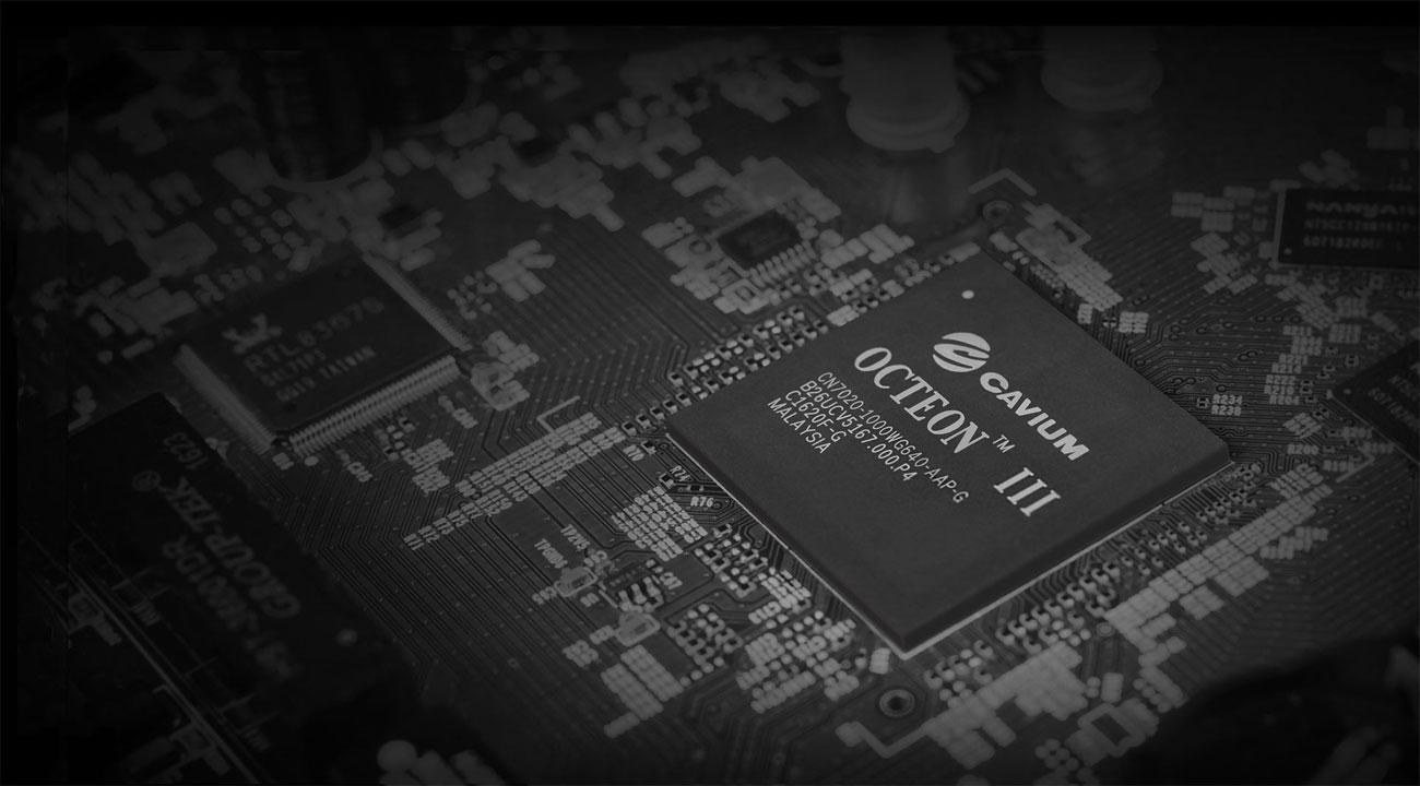 TP-Link AC500 Procesor
