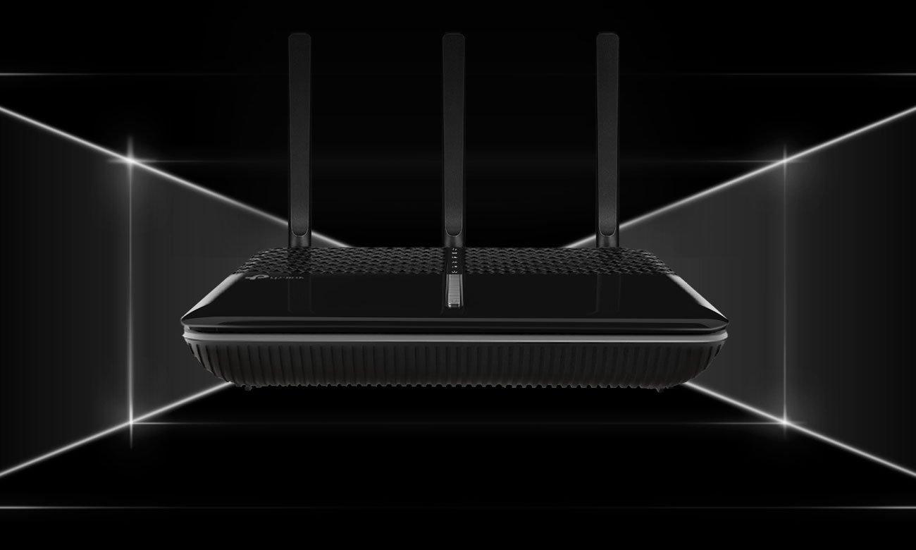 Router TP-Link Archer C2300 2300Mb/s a/b/g/n/ac USB Archer C2300 MU-MIMO DualBand AC
