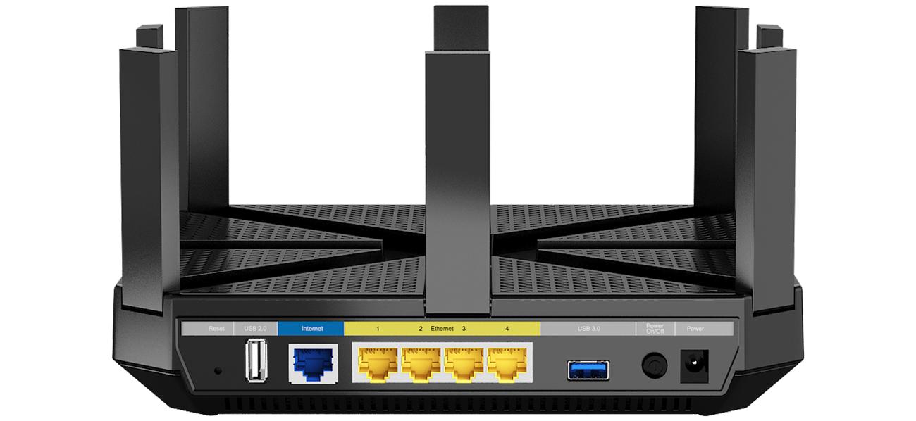 TP-Link Archer C5400 złącza