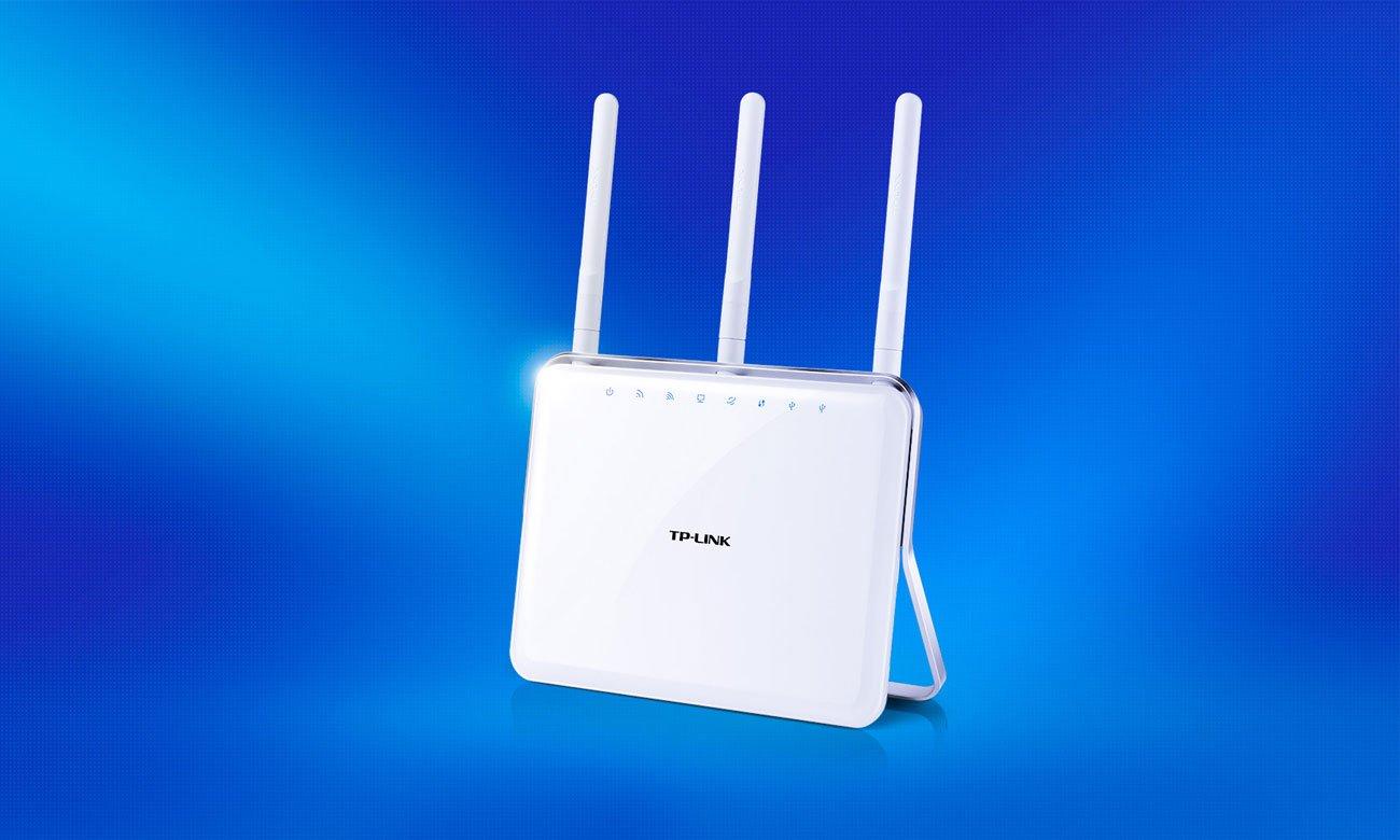 Router TP-Link Archer C9 (1900Mb/s a/b/g/n/ac) 2xUSB DualBand