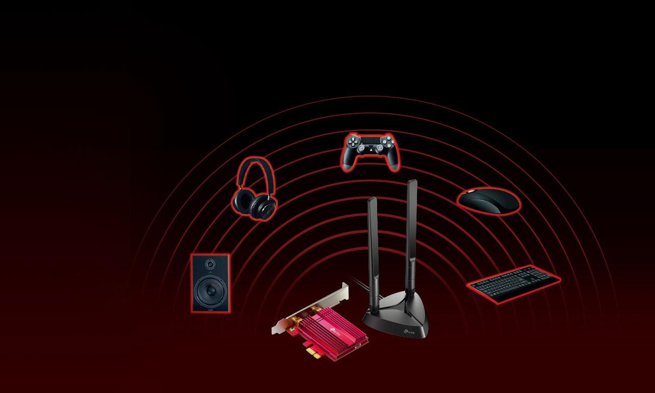 TP-Link Archer TX3000E - Bluetooth 5.0