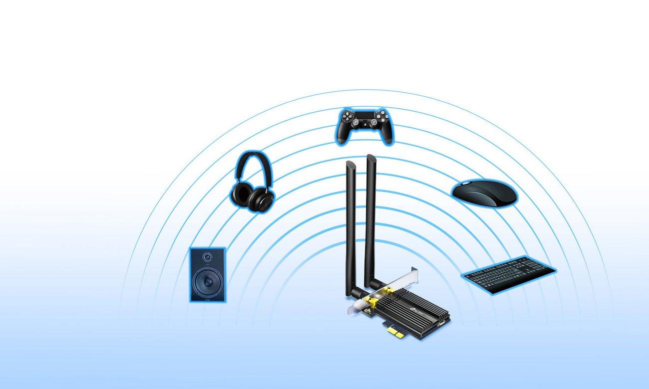TP-Link Archer TX50E - Bluetooth 5.0