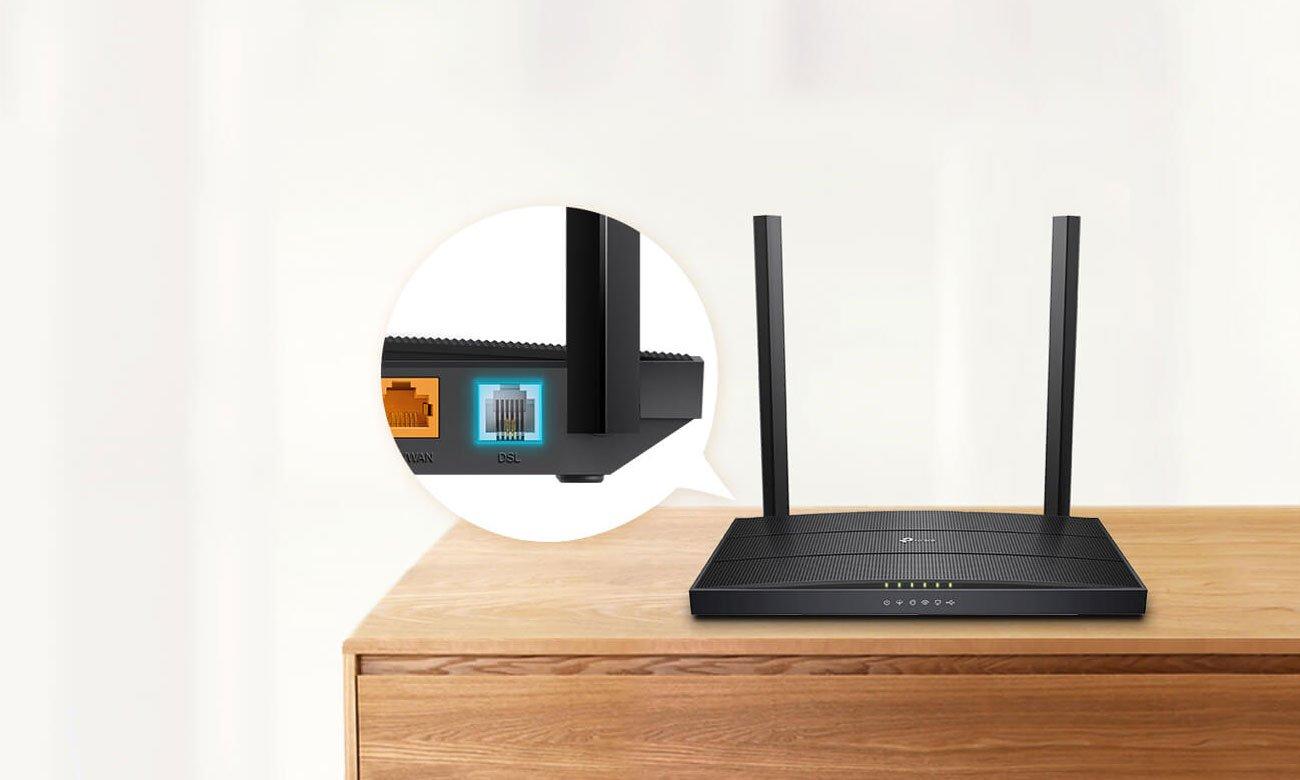 TP-Link Archer VR400 - Modem VDSL