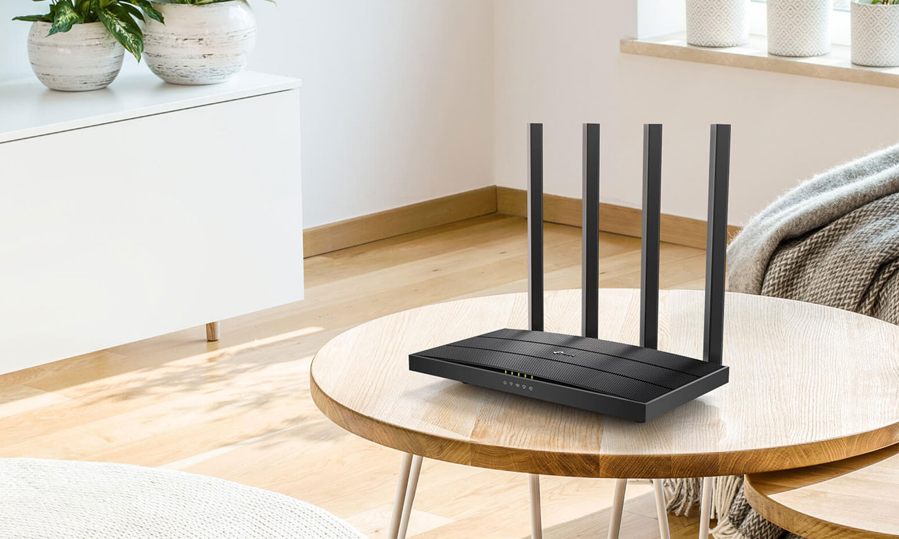 Router TP-Link Archer C80
