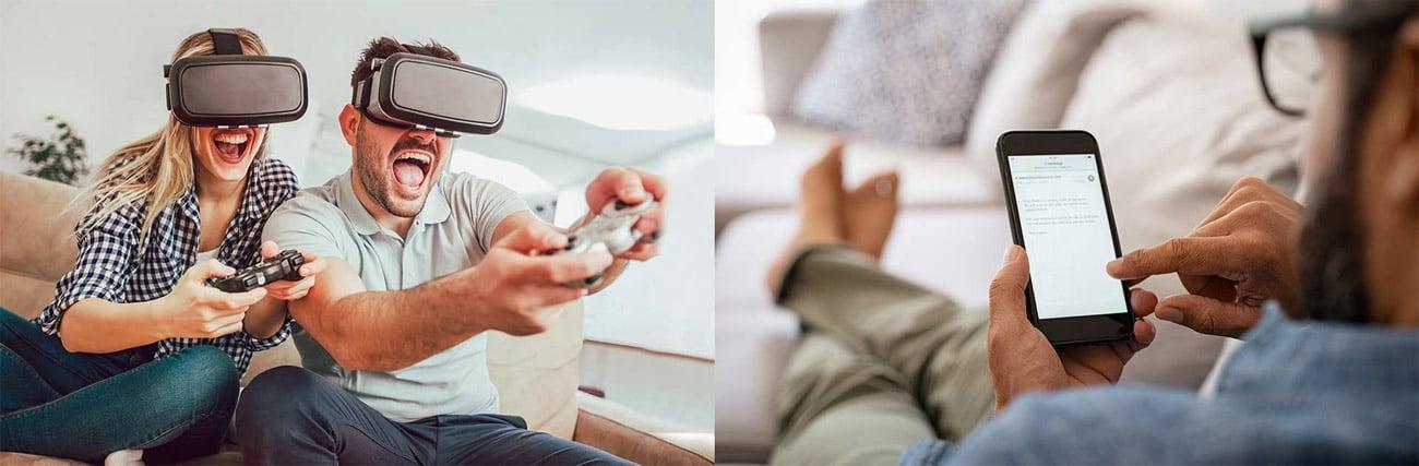 Szybka i stabilna sieć Wi-Fi w dwóch pasmach