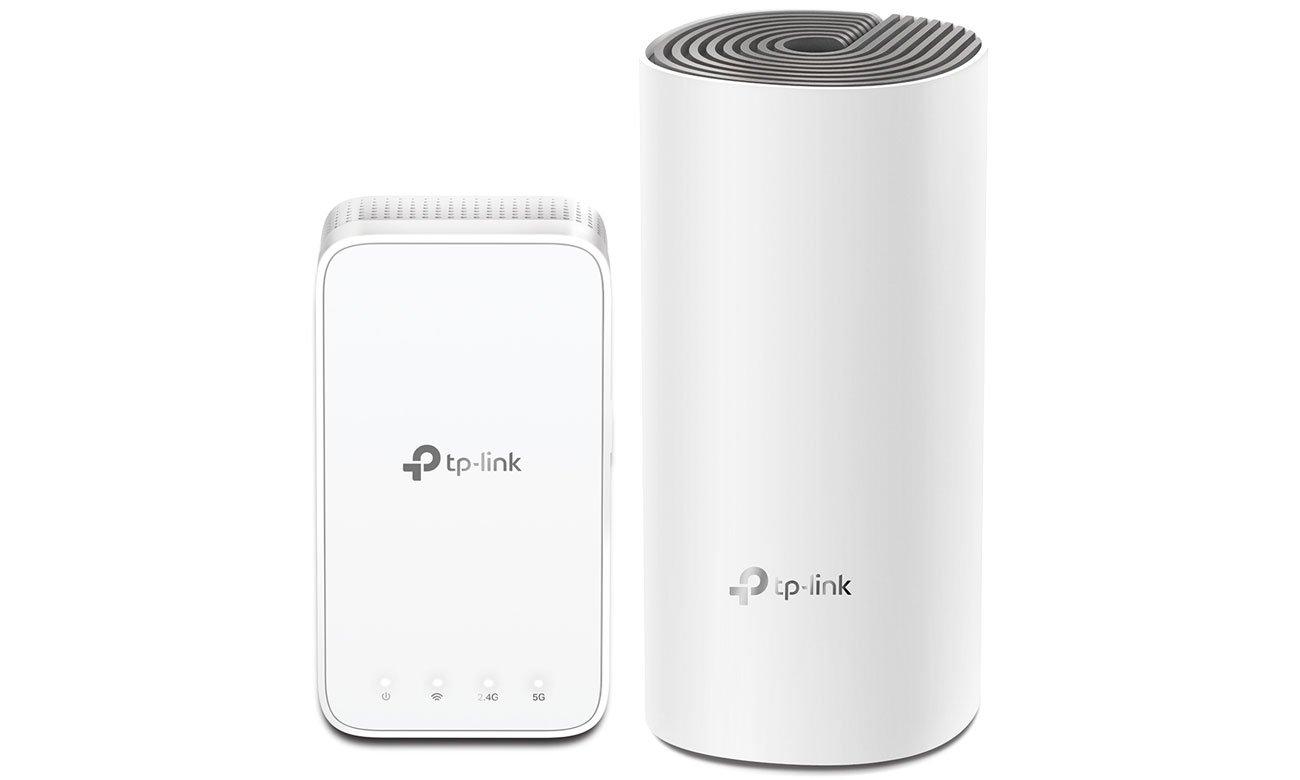 System Mesh Wi-Fi TP-Link DECO E3 Mesh WiFi (1200Mb/s a/b/g/n/ac) 2xAP