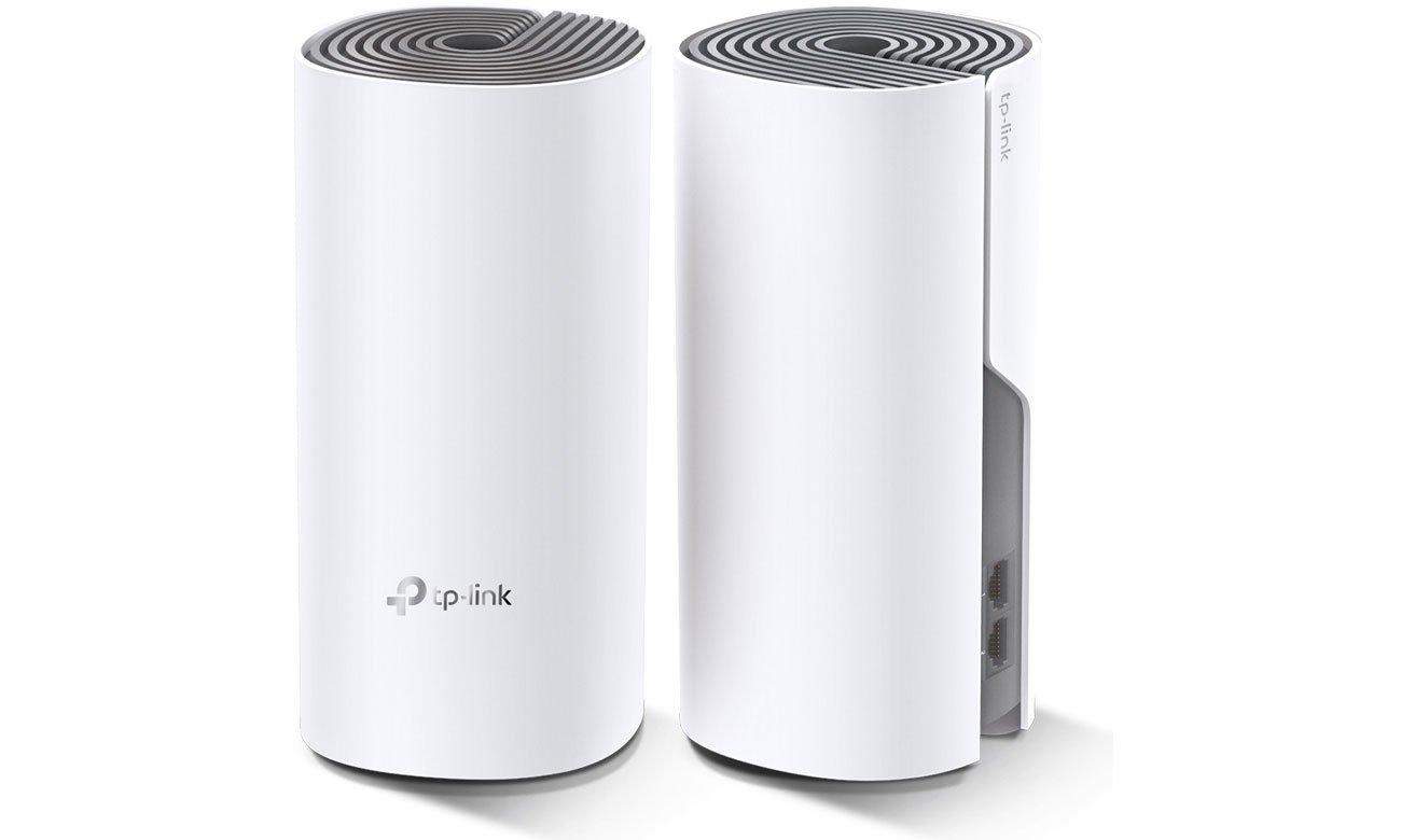 System Mesh Wi-Fi TP-Link DECO E4 Mesh WiFi (1200Mb/s a/b/g/n/ac) 2xAP