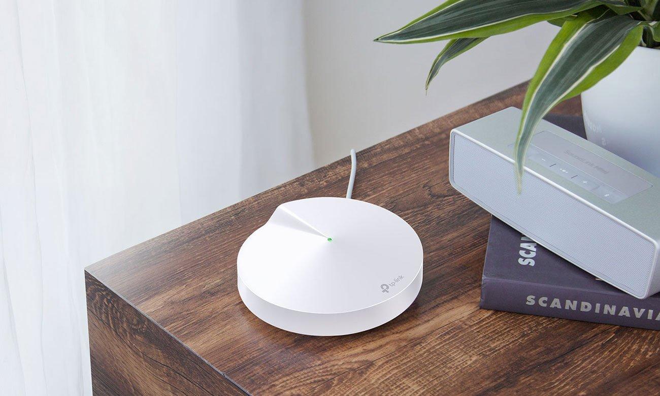Tp-link Deco M5 Domowy, dwupasmowy system Wi-fi AC1300