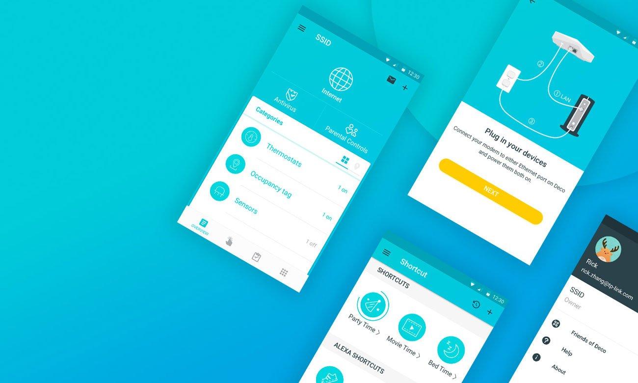 Aplikacja Deco