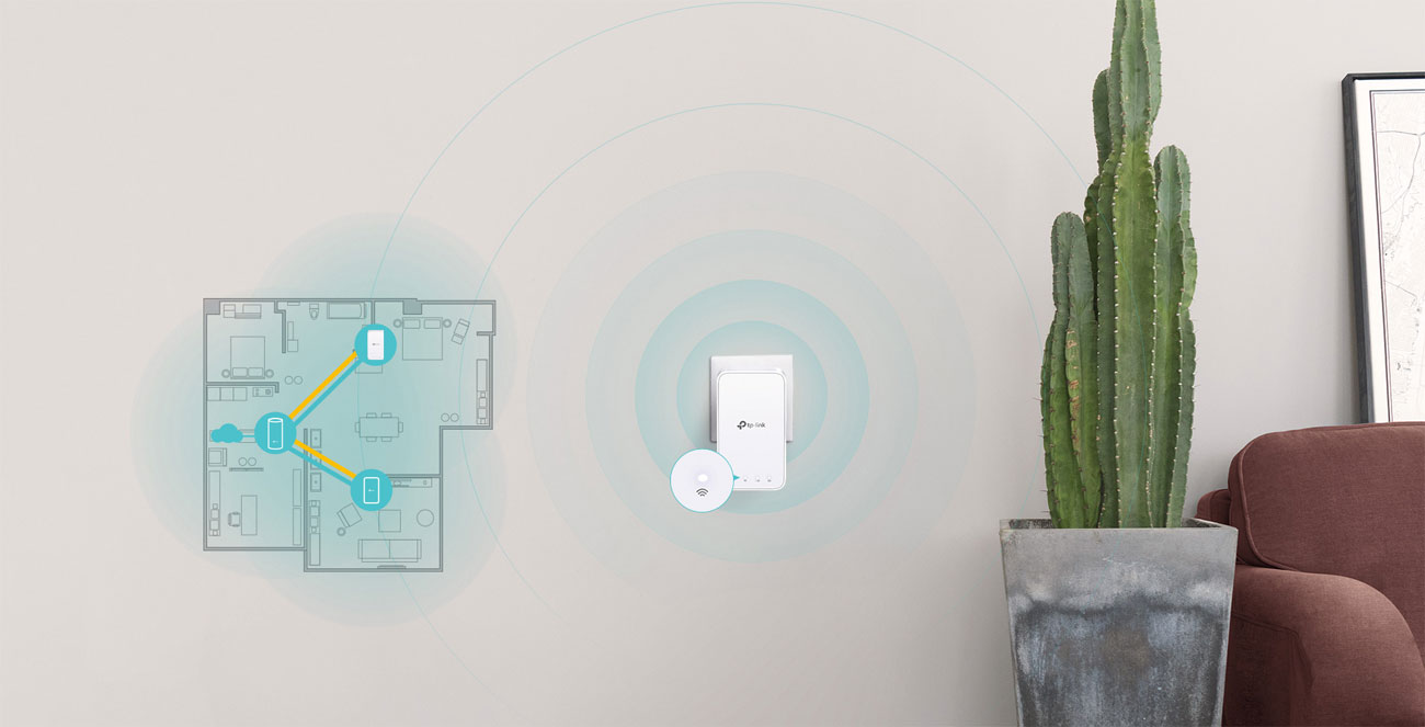 System Mesh Wi-Fi TP-Link DECO M3