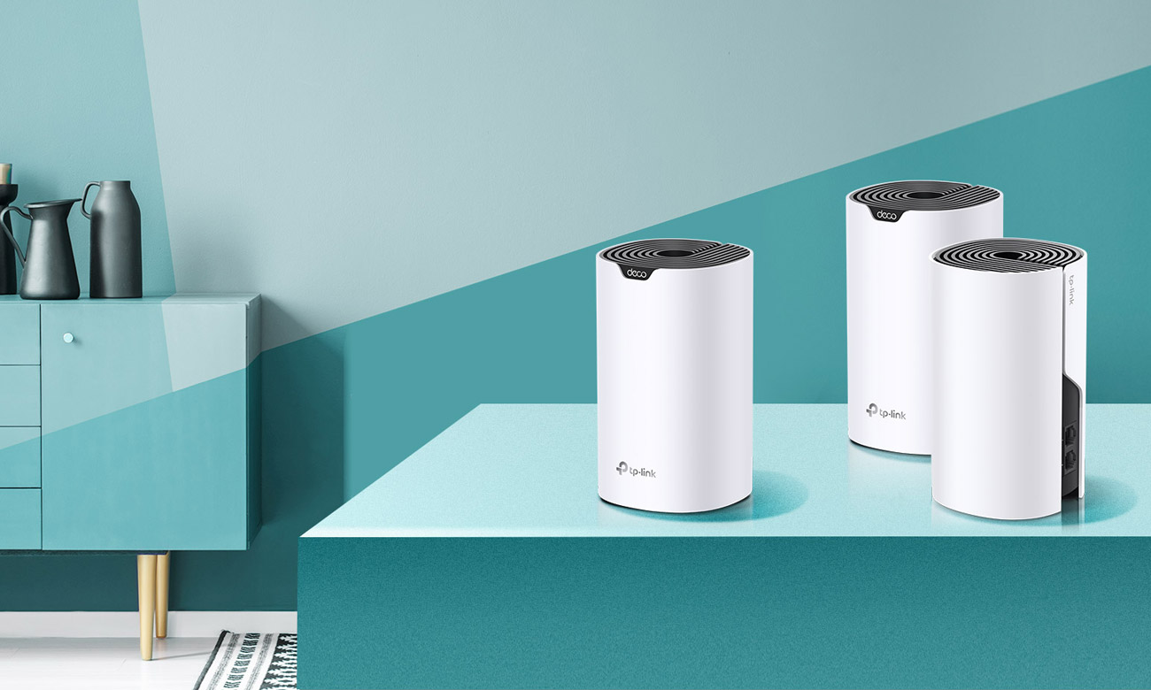 System Mesh Wi-Fi TP-Link Deco S4