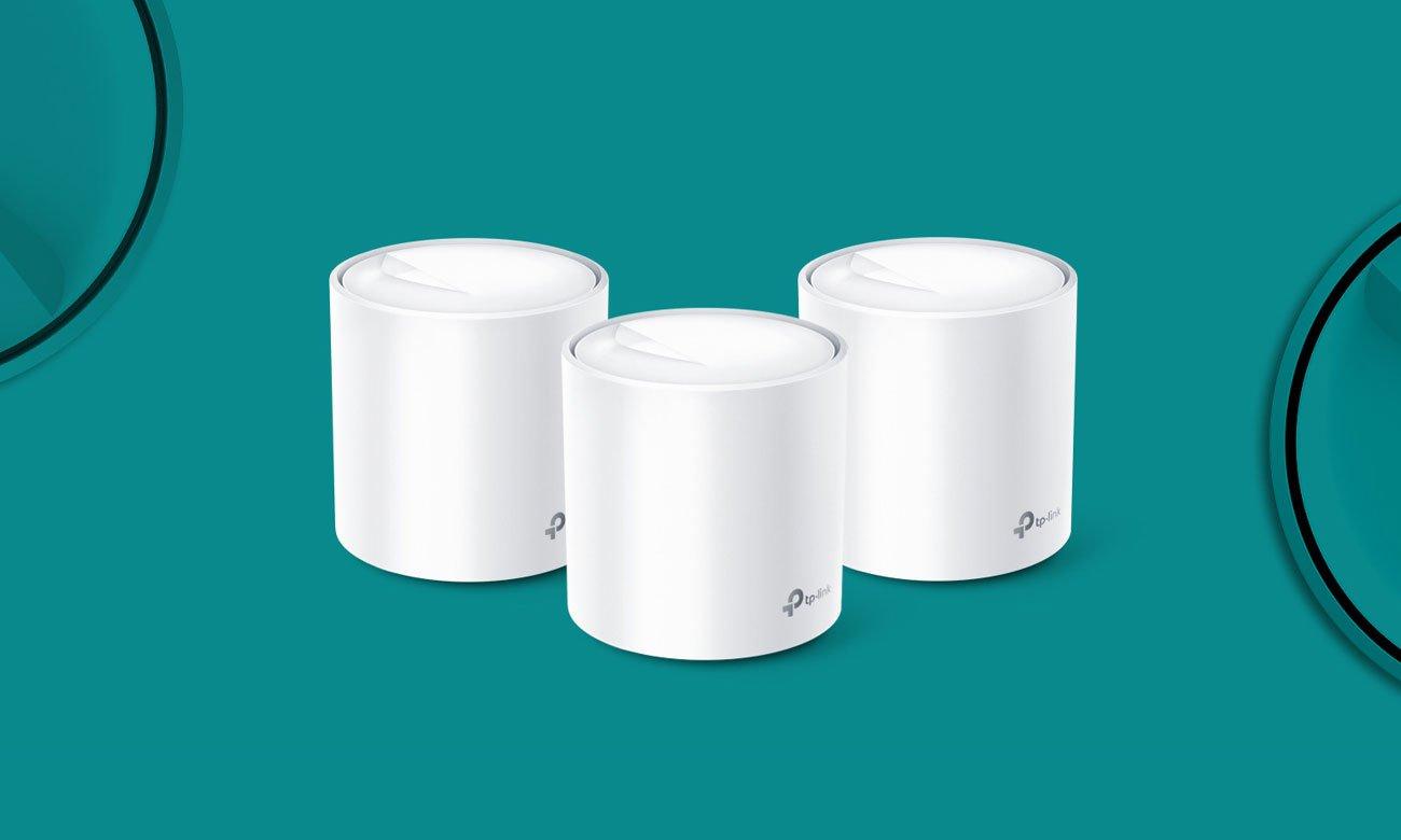 System Mesh Wi-Fi TP-Link Deco X60