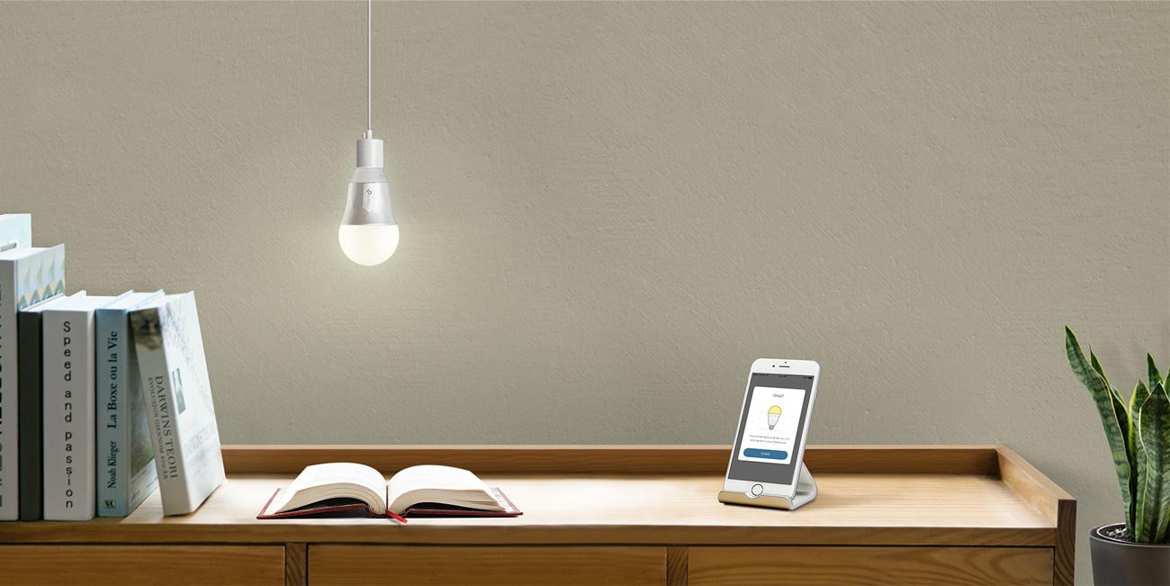 Bezprzewodowa żarówka LED Smart