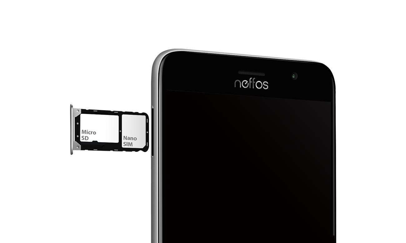 TP-Link Neffos C7 wifi dual sim 4G lte