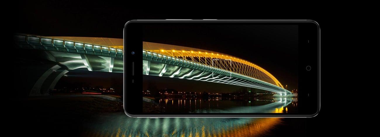 TP-Link Neffos X1 ekran 5,5'' HD IPS TDDI szkło 2.5D