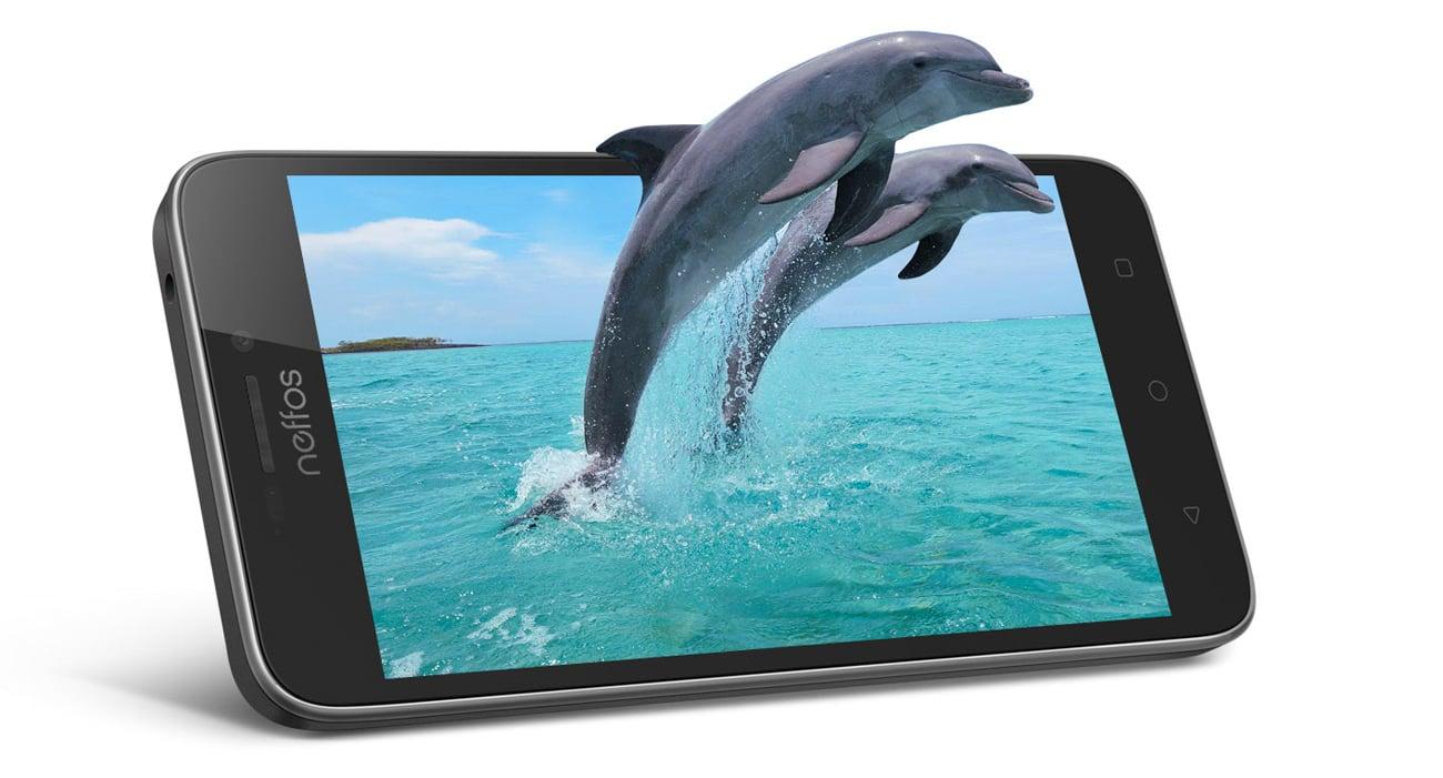TP-Link Neffos Y5S ekran 5 hd ips
