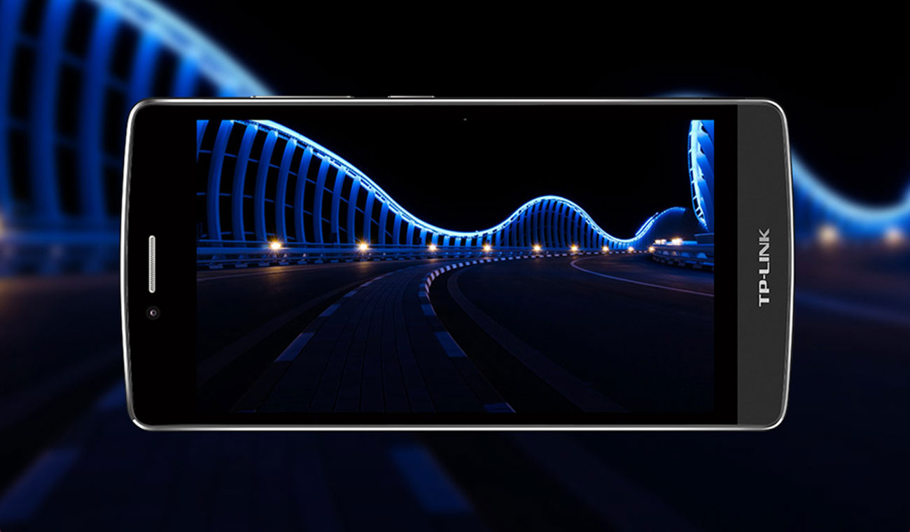 Tp-Link Neffos C5 ekran HD IPS