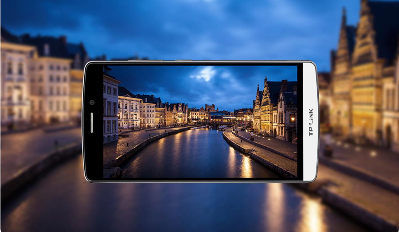 Tp-Link Neffos C5Max ekran Full HD IPS