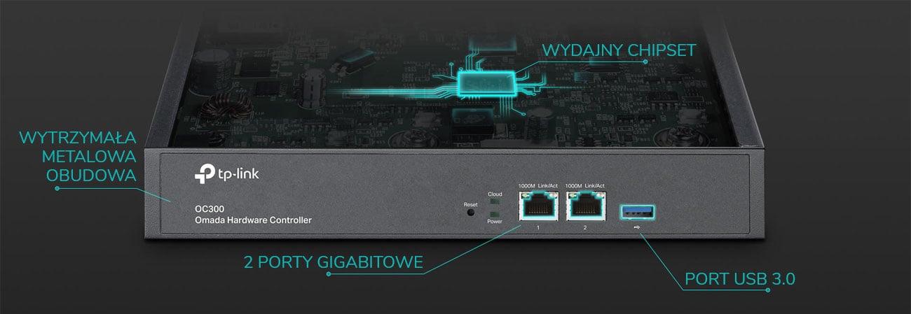 TP-Link AP OC300 Omada Cloud - Konstrukcja