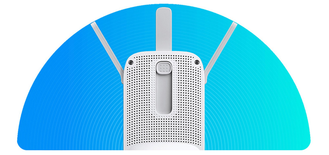 Access Point TP-Link RE450 LAN