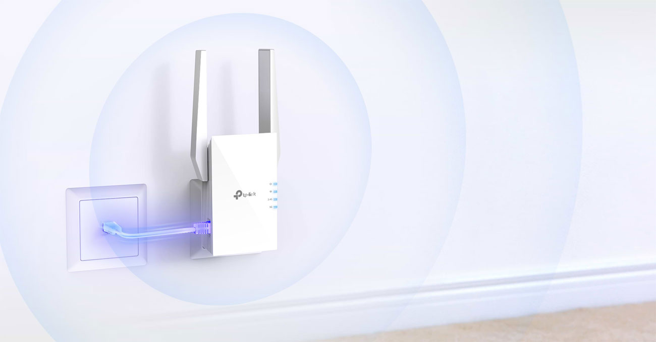 Access Point TP-Link RE505X LAN
