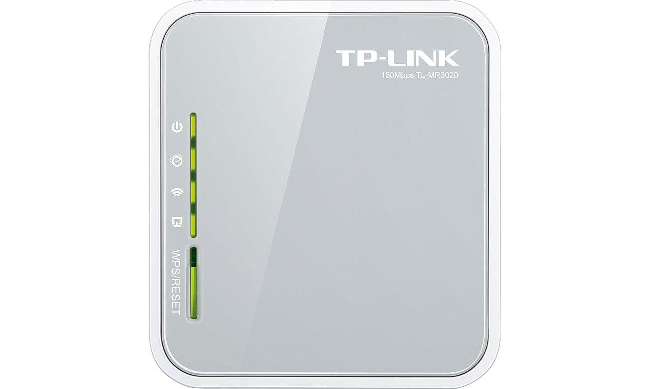 TP-Link TL-MR3020 Obsługa WPS