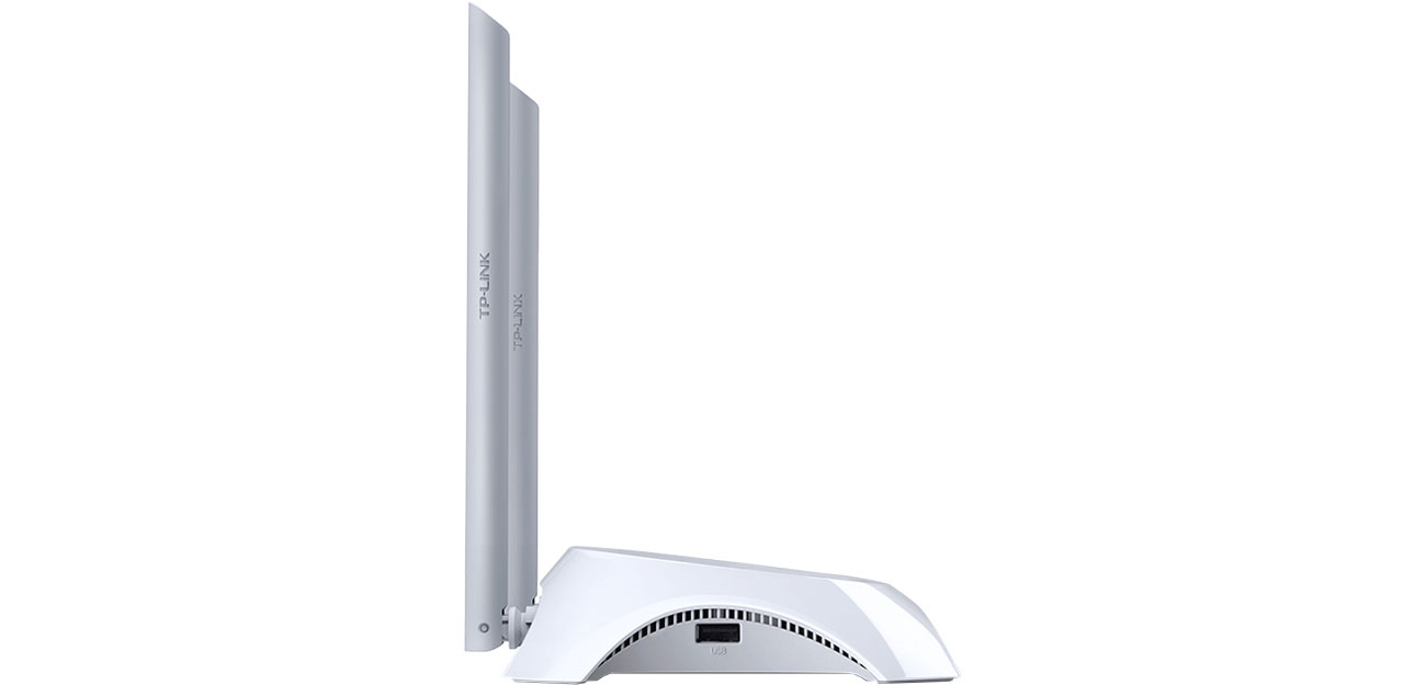 TP-Link TL-MR3420 obsługa połączeń 3G/4G oraz WAN