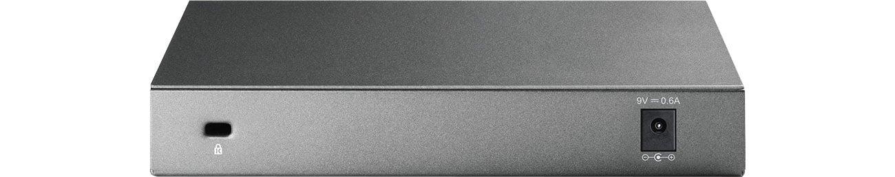 TP-Link TL-R600VPN Widok z tyłu