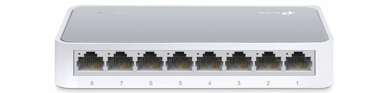 TP-Link 8p TL-SF1008D