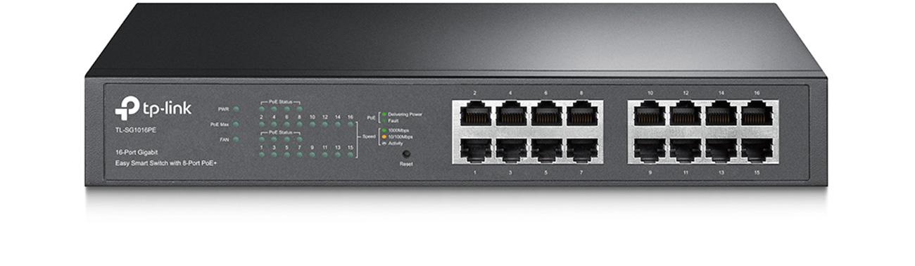 TP-Link 16p TL-SG1016PE