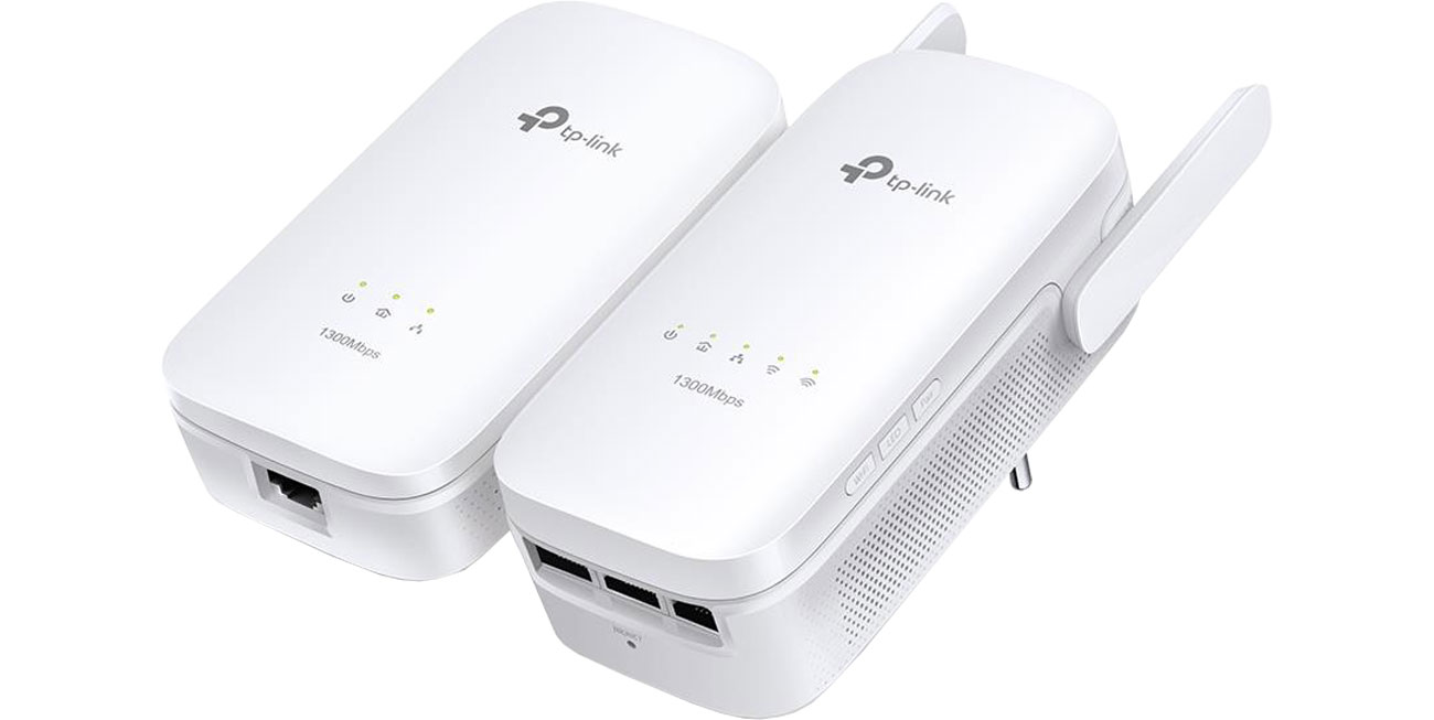 TP-Link TL-WPA8630 KIT PowerLine LAN+WiFi 1200Mb/s (2szt)