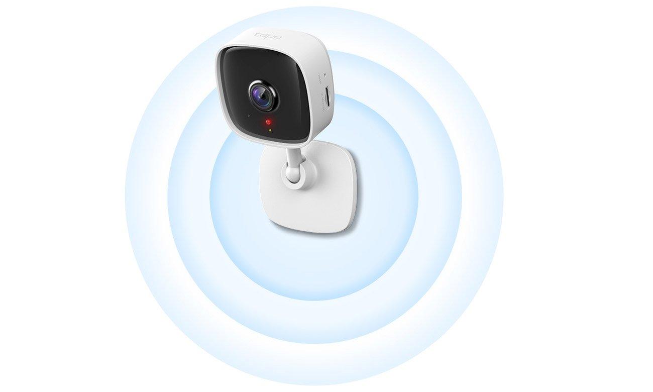Zarządzanie kamerą poprzez aplikację mobilną