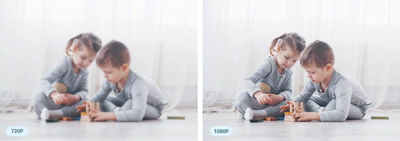 Kamera IP TP-Link Tapo C200 1080P LED IR