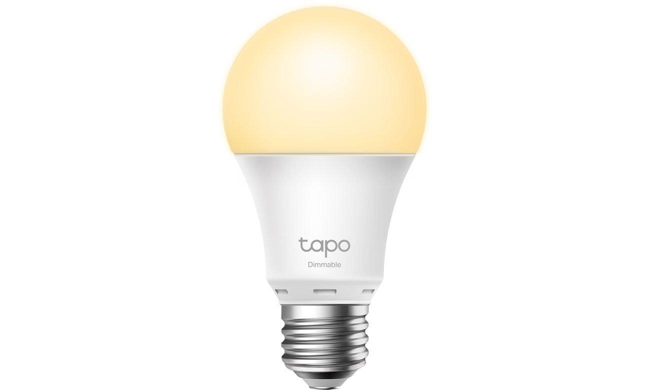 Inteligentna żarówka TP-Link Tapo L510E LED WiFi (E27/806lm) L510E (8,7W/2700K)