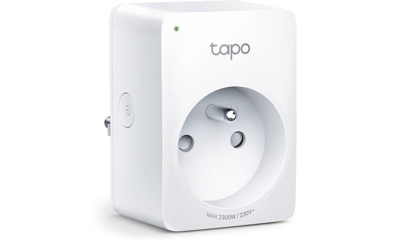 Gniazdo Smart Plug TP-Link Tapo P100 bezprzewodowe (Wi-Fi)