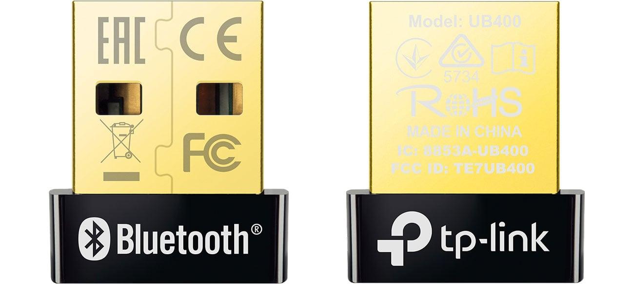 Moduł TP-Link UB400 Bluetooth 4.0 USB