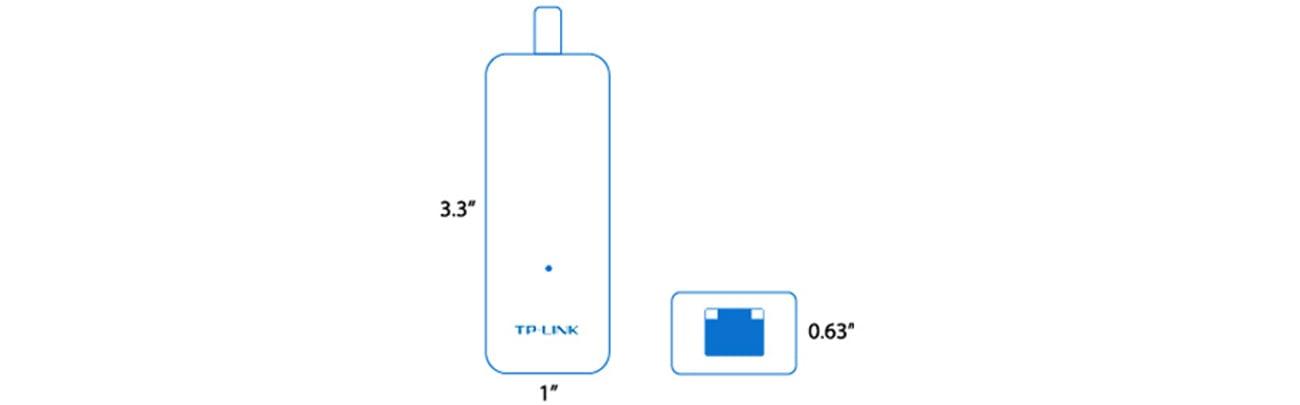 TP-Link UE300 ethernet