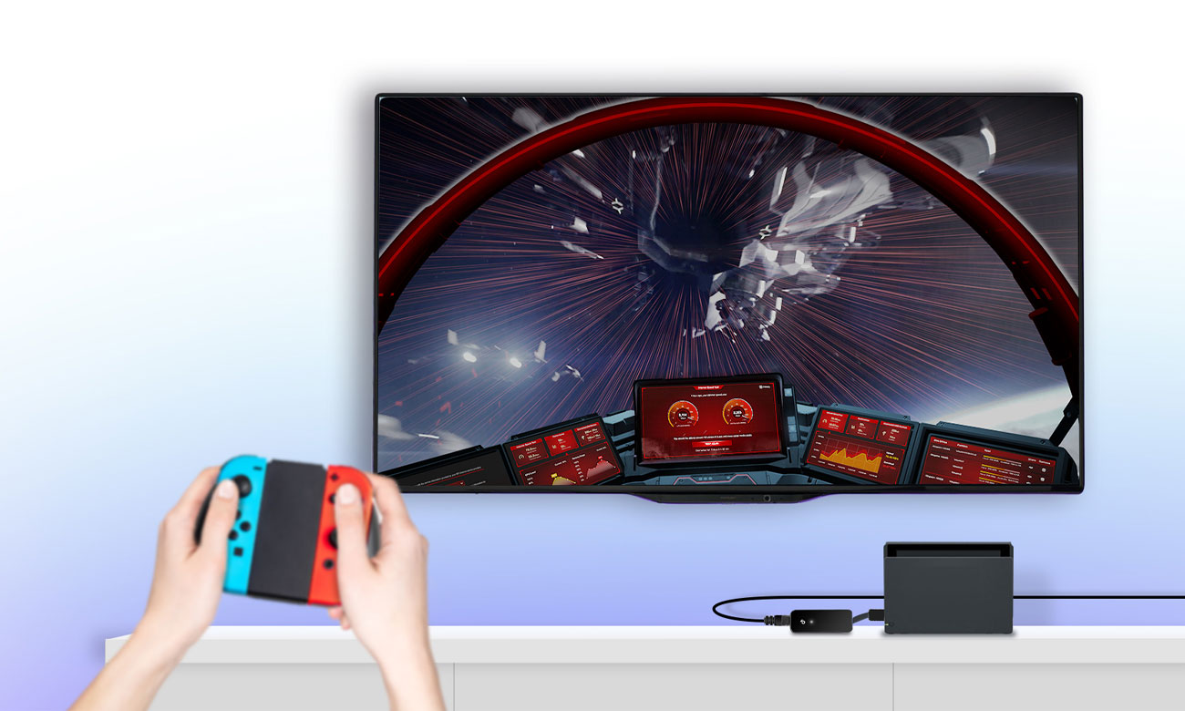 TP-Link UE305 - Nintendo Switch