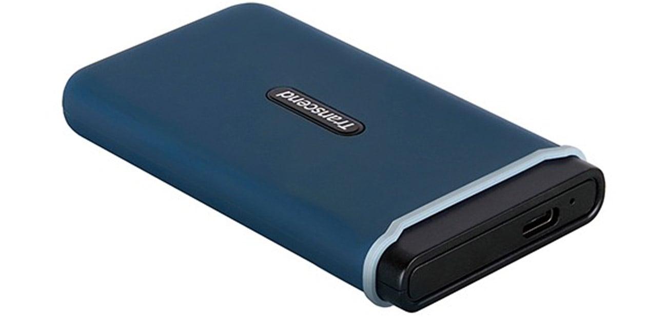 Dysk zewnętrzny SSD Transcend ESD370C 1TB