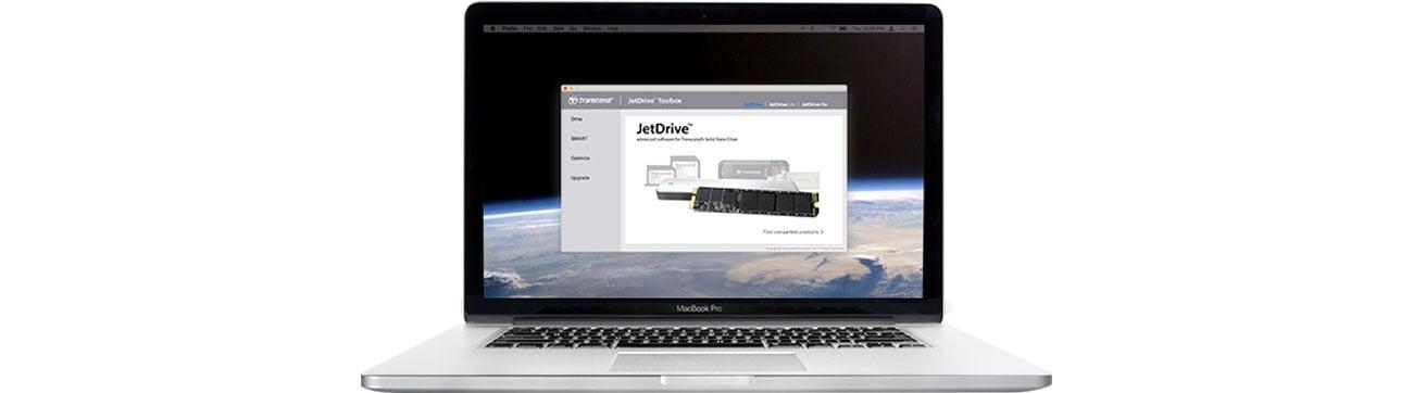Transcend JetDrive Toolbox