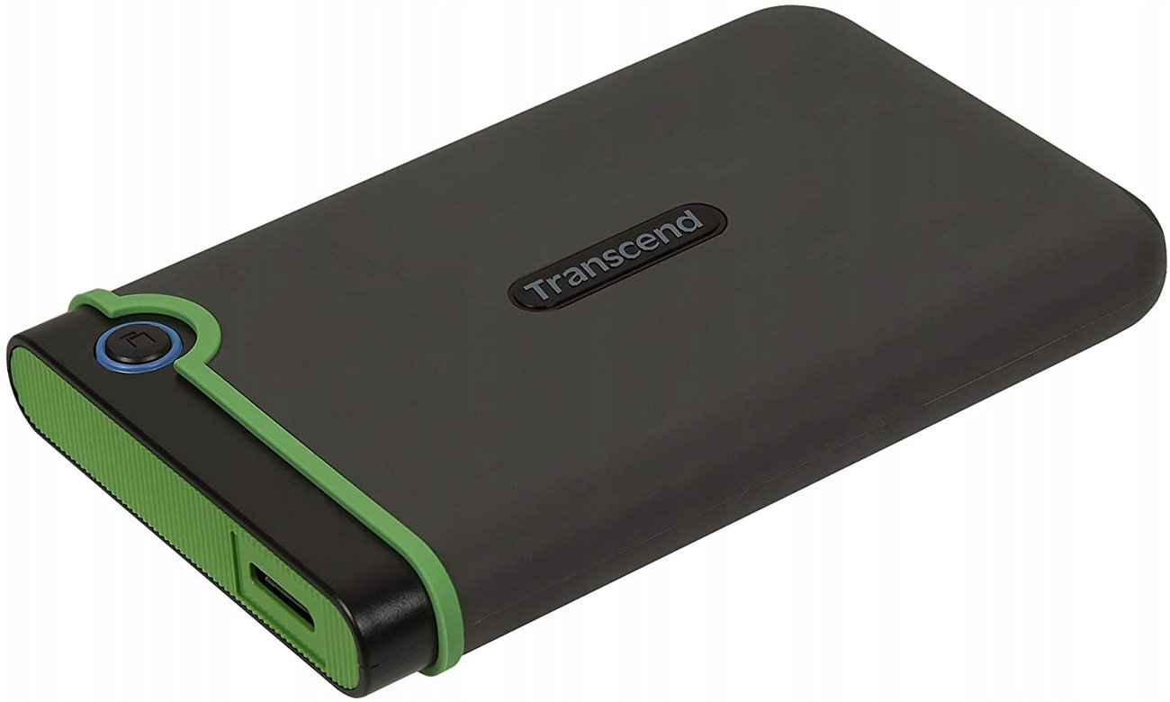 Dysk zewnętrzny HDD Transcend StoreJet 25M3 2 TB Szary