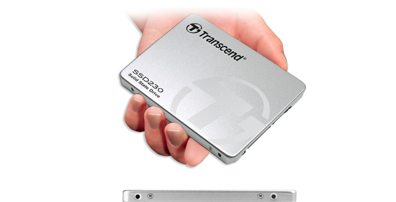 Dysk SSD Transcend Ultra smukły