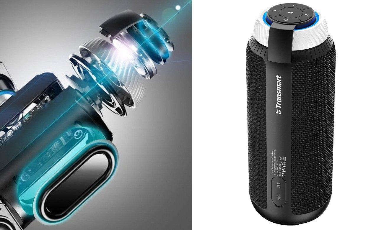 Tronsmart Bluetooth T6 Moc 25 W