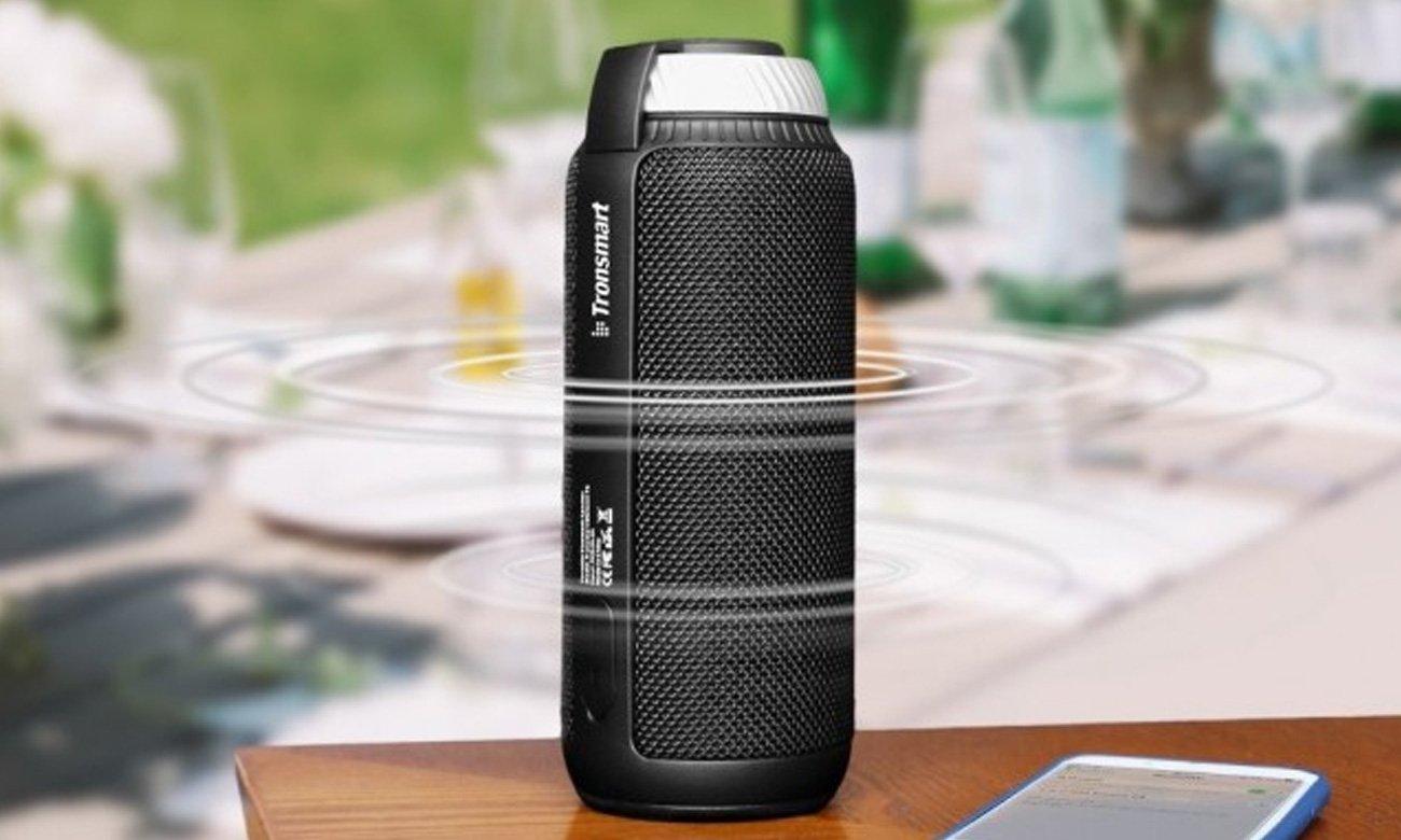 Tronsmart Bluetooth T6 Dźwięk 360 Stopni