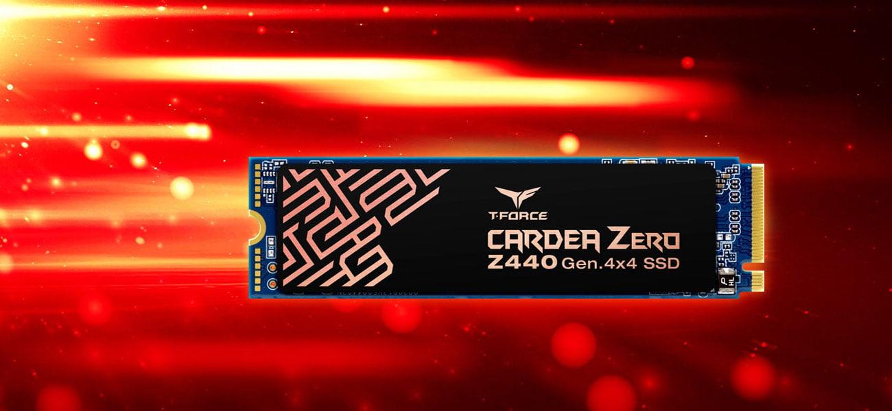T-Force CARDEA ZERO Z440 - Osłona termiczna