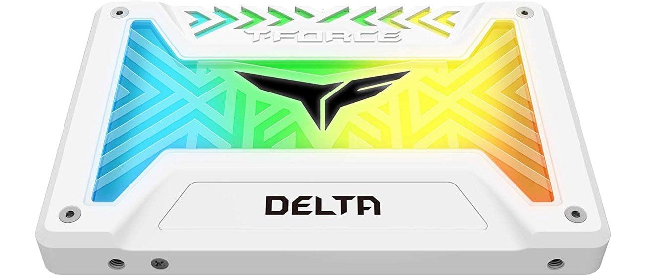 Dysk SSD T-Force Delta RGB