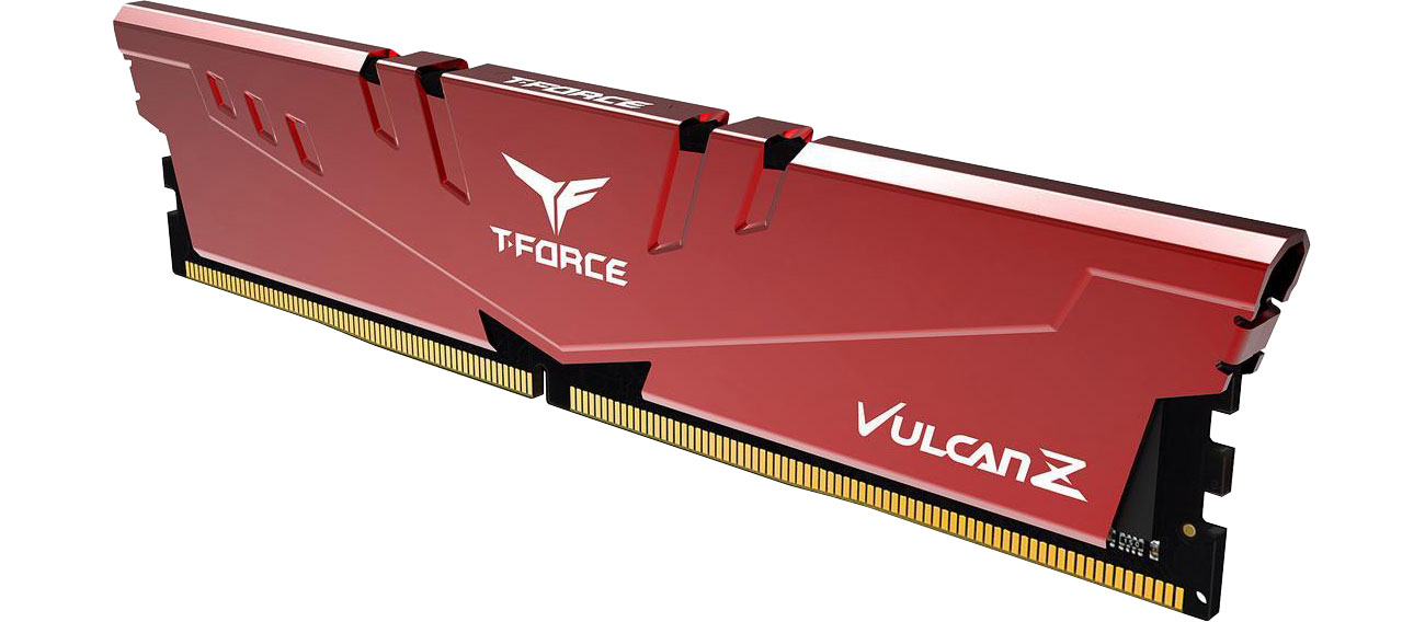Team Group 16GB 3000MHz T-Force VulcanZ RED CL16 TLZRD416G3000HC16C01