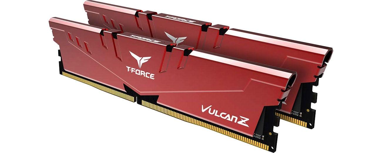 Team Group 32GB 3000MHz T-Force VulcanZ RED CL16 (2x16GB) TLZRD432G3000HC16CDC01